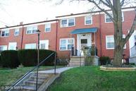 1607 Forest Park Avenue North Baltimore MD, 21207