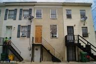 1822 Dover Street Baltimore MD, 21223