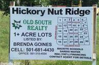 Lot 12 Hickory Nut Ridge Road Bauxite AR, 72011