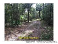 0 Ft Dade Ave Brooksville FL, 34601