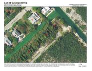 Lot 48 Caymen Drive Sugarloaf Key FL, 33042