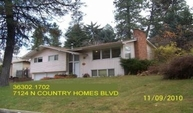 7124 N Country Homes Spokane WA, 99208