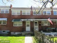 4119 Townsend Avenue Baltimore MD, 21225
