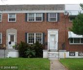 4606 Parkside Drive Baltimore MD, 21206