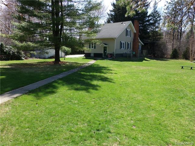 Home for Sale:8999 Field Road, Algonac MI, 48001
