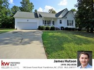 140 Green Forest Drive Franklinton NC, 27525