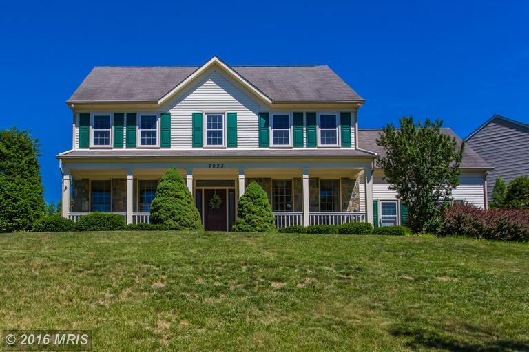 7023 Club House Circle New Market MD, 21774