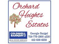 Lot 1 Orchard Heights Estates Gibsonia PA, 15044