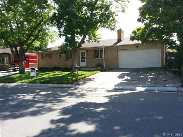 11684 Claude Court Northglenn CO, 80233