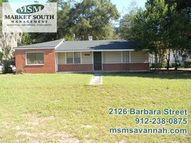 2126 Barbara Street Savannah GA, 31406