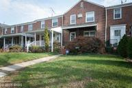 3913 Ednor Road Baltimore MD, 21218