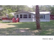 15039 W Rooster Crow'S Rd Inglis FL, 34449