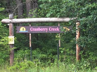 Lt51 Cranberry Creek Cutler WI, 54618