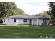 11375 E Bushnell Road Floral City FL, 34436