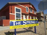 The Springs Townhomes Apartments Las Vegas NV, 89113