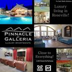 Pinnacle at Galleria Luxury Apartments Roseville CA, 95678