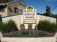 Maple Ridge Apartments Landover MD, 20785