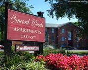 Concord Woods Apts Milford OH, 45150