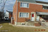 4704 Sipple Avenue Baltimore MD, 21206