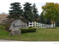 001 Highland View Lane Lane Metamora MI, 48455
