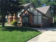 48733 Golden Oaks Lane Shelby Township MI, 48317