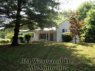 321 Westwood Drive Mcminnville TN, 37110