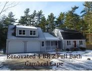 65 Wall Street Middleboro MA, 02346
