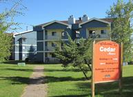 Cedar Manor Apartments Lloydminster AB, T9V 1W2
