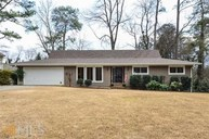 1115 Oxford Cres Brookhaven GA, 30319