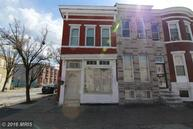 1815 Clifton Ave Baltimore MD, 21217