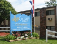 Country Chalet Apartments Zion IL, 60099