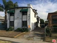 3834 Maple Ave Los Angeles CA, 90011