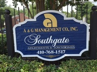 Southgate Apts & Townhouses Glen Burnie MD, 21061