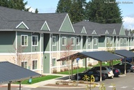 Country Club Villas Apartments Olympia WA, 98501