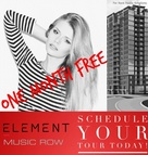Element Music Row Apartments Nashville TN, 37203