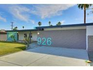 926 S Calle Santa Cruz Palm Springs CA, 92264