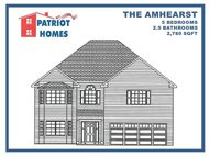 The Amhearst - Patriot Homes Hinesville GA, 31313