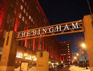 The Bingham Apartments Cleveland OH, 44113