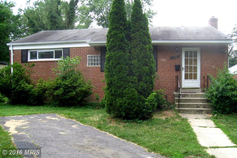 2908 Fenimore Rd Silver Spring MD, 20902