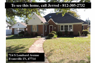 714 S Lombard Evansville IN, 47714