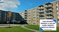 Highland Woods Apartments Warrensville Heights OH, 44128