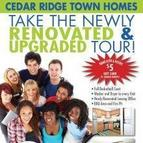 Cedar Ridge Townhomes Apartments Willington CT, 06279