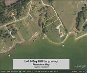 Lot 6 Bay Hill Lane Kerens TX, 75144