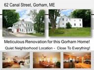 62 Canal St Gorham ME, 04038