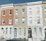 1621 Caroline Street North Baltimore MD, 21213