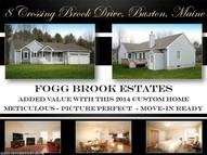 8 Crossing Brook Dr Buxton ME, 04093