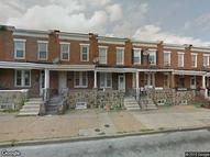 Address Not Disclosed Baltimore MD, 21205