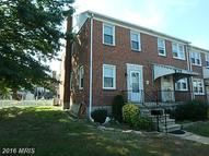 120 Hampshire Rd Baltimore MD, 21221