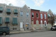 1929 Lanvale Street West Baltimore MD, 21217