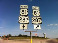 00 Hwys. 287 And 114 Rhome TX, 76078